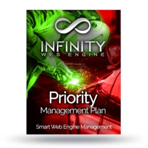 Priority Management Plan for Infinity Web Engine Websites - Smart Website Management - Nova Public Relations & Marketing