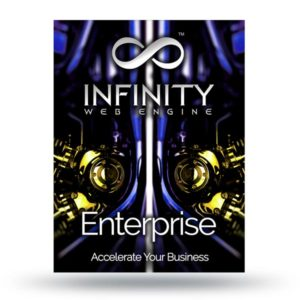 Infinity Web Engine Enterprise - Advanced Enterprise Website - Nova Public Relations & Marketing