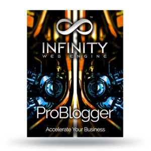 Infinity Web Engine ProBlogger - Advanced WordPress Blog - Nova Public Relations & Marketing