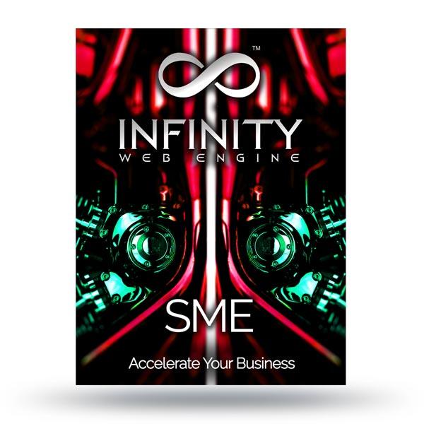 Infinity Web Engine SME - Advanced SME Website - Nova Public Relations & Marketing