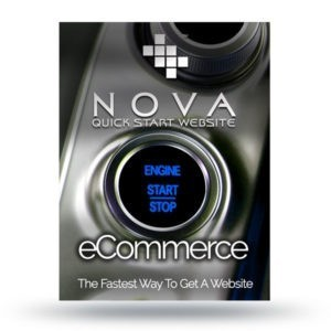 Nova Quick Start Website™ - Blogger